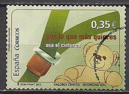 Spanien  (2011)  Mi.Nr.  4592  Gest. / Used  (4ad48) - 1931-Heute: 2. Rep. - ... Juan Carlos I