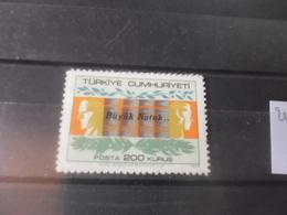 TURQUIE YVERT N°  2174 - 1921-... République