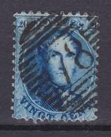 N° 15 : 78 STATION DE MALINES COBA +5.00 - 1863-1864 Médaillons (13/16)