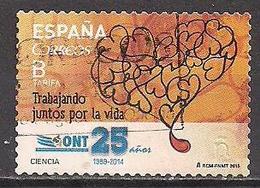 Spanien  (2015)  Mi.Nr.  4940  Gest. / Used  (4ad58) - 1931-Heute: 2. Rep. - ... Juan Carlos I