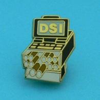 1 PIN'S //  ** DSI / CIGARETTES ** . (Arthus Bertrand Paris) - Arthus Bertrand