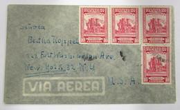 Paraguay 464-5(2)+Aéreo 149(4) - Paraguay