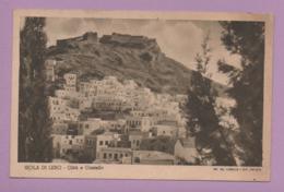 Isola Di Lero - Città E Castello - Grecia
