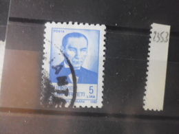 TURQUIE YVERT N°  2353 - 1921-... République
