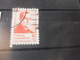 TURQUIE YVERT N°  2354 - 1921-... République