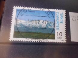 TURQUIE YVERT N°  2365 - 1921-... République