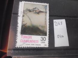 TURQUIE YVERT N°  2368 - 1921-... République