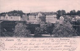 Luzern, Kantonspital (1426) - LU Lucerne