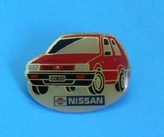 1 PIN'S //  ** NISSAN / MICRA ** - Badges