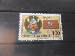 TURQUIE YVERT N°  2471 - 1921-... République