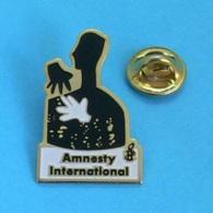 1 PIN'S //  ** AMNESTY INTERNATIONAL ** - Associations