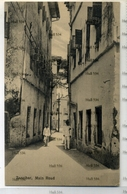Zanzibar Tanzania Main Road 1900s Postcard By ARD De Lord Muscat Oman Sultan - Tanzania