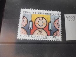 TURQUIE YVERT N°  2559 - 1921-... République