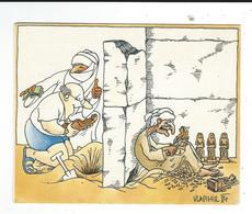 Egypte  Humour Archéologue Arnaque Illustrateur Vladimir 84  Neuve - Non Classés