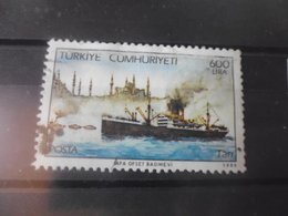 TURQUIE YVERT N°  2607 - 1921-... République