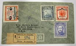 Paraguay 467-75+Aéreo 160-9 - Paraguay