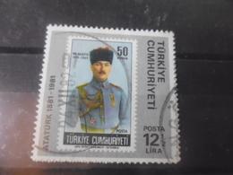 TURQUIE YVERT N°  21 - 1921-... République