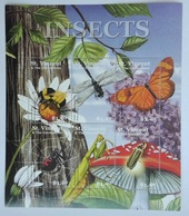 St. Vincent&The Grenadines 2001** Klb.5437-42. Insects MNH [10;40] - Insects