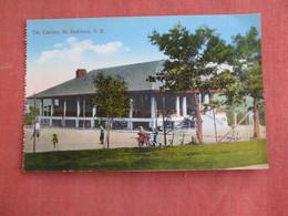 Canada > New Brunswick   St. Andrews--- The Casino      Ref 3099 - New Brunswick