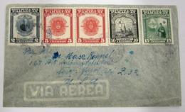 Paraguay 469-70(2)-71/2 - Paraguay