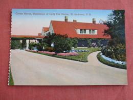 Canada > New Brunswick   St. Andrews---Coven Hoven Residence Lady Van Horne    Ref 3099 - New Brunswick