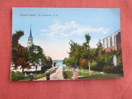 Canada > New Brunswick   St. Andrews---Edward Street      Ref 3099 - New Brunswick