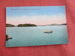 Canada > New Brunswick   St. Andrews---Chamcook Lake & Island   Ref 3099 - New Brunswick