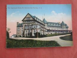 Canada > New Brunswick   St. Andrews By The Sea-------The Algonquin Hotel   Ref 3099 - New Brunswick