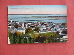 Canada > New Brunswick   St. Andrews  Birds Eye View    Ref 3099 - New Brunswick