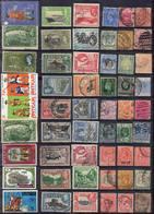 COLONIES BRITANNIQUES! Timbres De KENYA, TRINITÉ, QUEENSLAND, VICTORIA Depuis 1878 - Grande-Bretagne (ex-colonies & Protectorats)