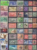 COLONIES BRITANNIQUES! Timbres De GIBRALTAR, TRINITÉ, CEYLAN, JAMAÏQUE Depuis 1878 - Grande-Bretagne (ex-colonies & Protectorats)