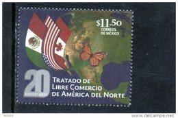 2014 MEXICO - Butterfly - Farfalle