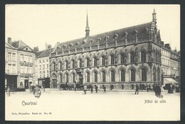 +++ CPA - COURTRAI - KORTRIJK - Hôtel De Ville - Estaminet - Nels Série 41 N° 20  // - Kortrijk