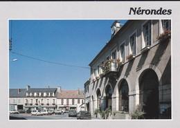 18----NERONDES---la Mairie---voir 2 Scans - Nérondes