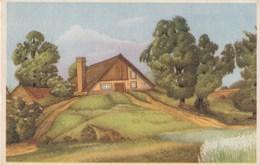 Carte Postale Ancienne Belge Illustrée - Paysage - Illustrateurs & Photographes
