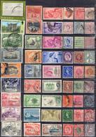 COLONIES BRITANNIQUES! Timbres De OUGANDA, JAMAÏQUE Depuis 1878 - Grande-Bretagne (ex-colonies & Protectorats)