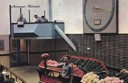 Postcard Aalsmeer Auction Clock [ Flower Market ] My Ref  B12620 - Aalsmeer