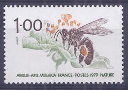 France 1979. YT = 2039 - Neuf Sans Charniere (**). Protection De La Nature - France
