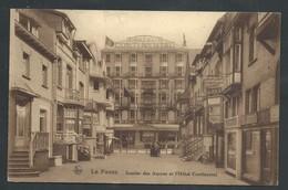 +++ CPA - DE PANNE - Sentier Des Ancres Et L'Hôtel Continental - Nels  // - De Panne