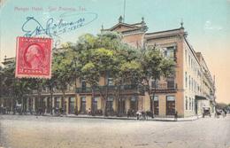 CPA - Menger Hotel . San Antonio. Texas- 1914- 2scans - San Antonio