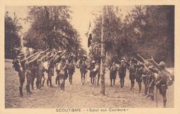 (38)   Scoutisme - Scoutismo