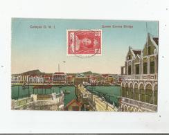 CURACAO D W I  QUEEN EMMA BRIDGE - Curaçao