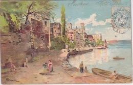 SUISSE - Vue Illustrée -  View Illustred Par HEINISCH 1905 - Non Classés