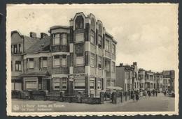 +++ CPA - DE PANNE - Avenue Des Barques - Barkenlaan - Nels    // - De Panne