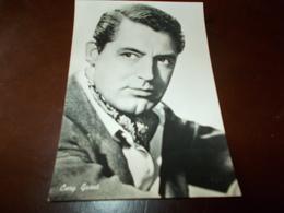 B702  Cary Grant Non Viaggiata - Attori