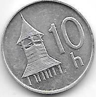 *slovakia 10 Halierov  1994 Km 17  Unc !!! - Slovaquie