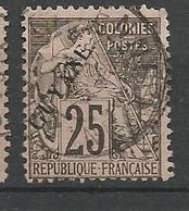 GUYANE  N° 23 OBL  / Signé CALVES - Guyane Française (1886-1949)