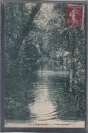 Carte Postale 91. Longjumeau  L'Yvette Ombragée  Très Beau Plan - Longjumeau