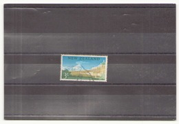 Nouvelle-Zélande, 1960 / 1967, N° 398 A Oblitéré - Nouvelle-Zélande