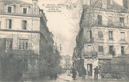 19 // BRIVE   Hotel Des Postes Et Rue De L'Hotel De Ville,  62 - Brive La Gaillarde